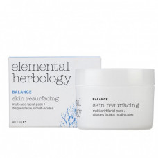 Elemental Herbology Face Peeling Pads