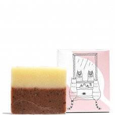 Meow Meow Tweet Pink Rose Clay Facial Soap Bar
