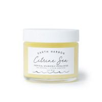 Earth Harbor Citrine Sea Tropical Ayurvedic Exfoliator