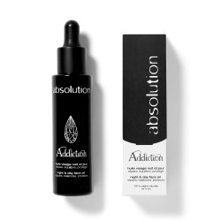 Absolution Addiction Face Oil Day + Night